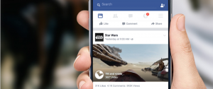 Facebook 360-degree Videos