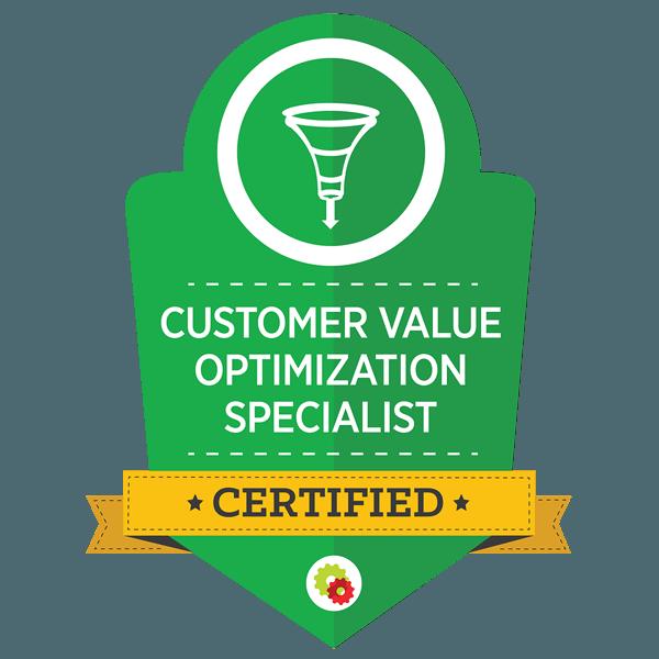 Phillis Benson Certified Customer Value Optimization Specialist